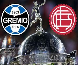 puzzel Finale Copa Libertadores 17