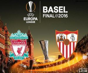 puzzel Finale Europa League 2015-2016