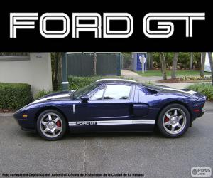 puzzel Ford GT (2005)