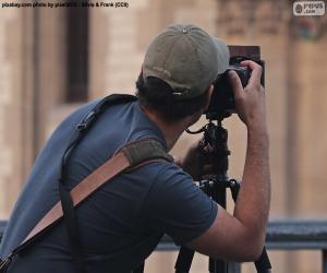 puzzel Fotograaf