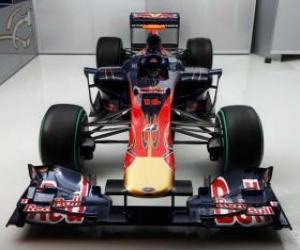 puzzel Front, Toro Rosso STR5