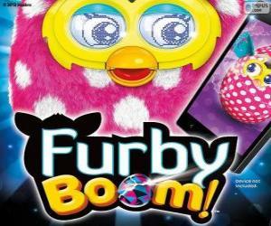 puzzel Furby Boom!