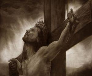 puzzel Gekruisigde Christus