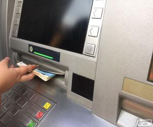 puzzel Geldautomaat