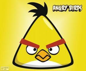 puzzel Gele Vogel (Yellow Bird)