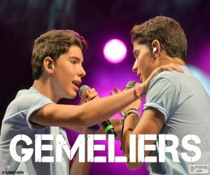 puzzel Gemeliers