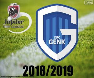 puzzel Genk, kampioen 2018-2019