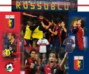 puzzel Genoa CFC