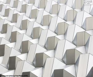 puzzel Geometrisch patroon