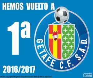 puzzel Getafe CF 2016-2017