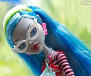 puzzel Ghoulia Yelps van Monster High