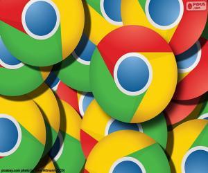puzzel Google Chrome logo