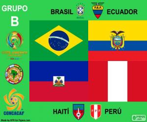 puzzel Groep B, Copa América Centenario
