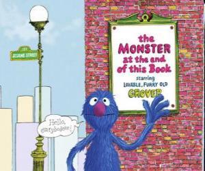 puzzel Grover groet