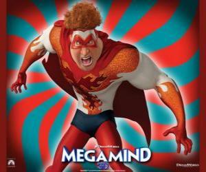 puzzel Hal Steward is uitgegroeid tot een nieuwe superheld, Titaan