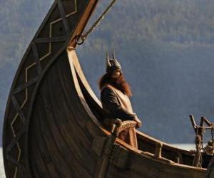 puzzel Halvår, neemt het roer van de boot
