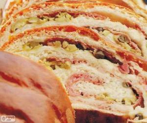 puzzel Ham brood, Venezuela