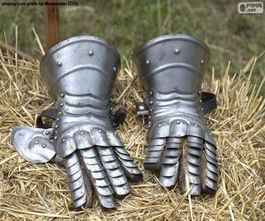 puzzel Handschoenen