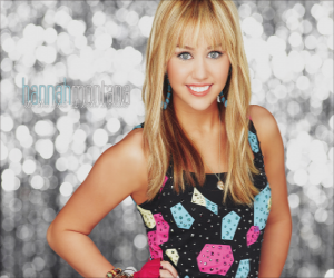 puzzel Hannah Montana