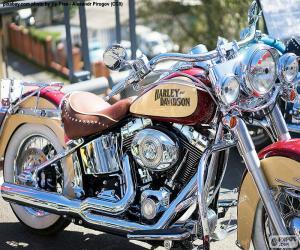 puzzel Harley-Davidson