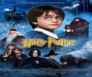 puzzel Harry Potter en de Steen der Wijzen