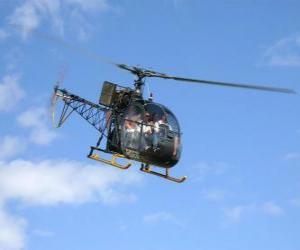 puzzel Helikopter