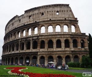 puzzel Het Colosseum, Rome