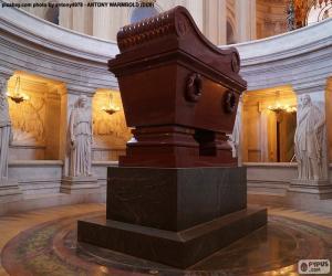 puzzel Het graf van Napoleon, Parijs
