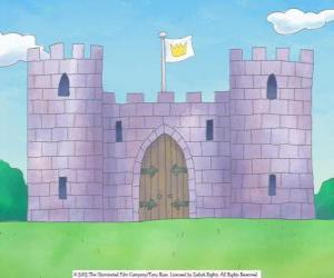 puzzel Het kasteel