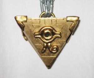 puzzel Het Millennium Puzzel is een oude Egyptische artefact