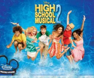 puzzel High School Musical 2