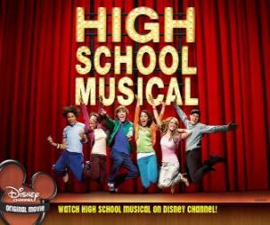 puzzel High School Musical