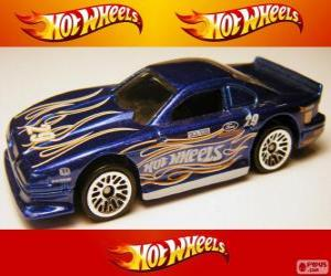 puzzel Hot Wheels Ford Mustang Cobra