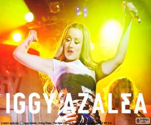 puzzel Iggy Azalea