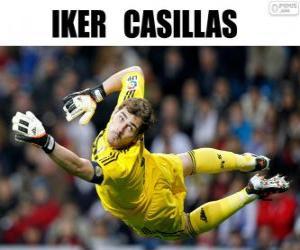 puzzel Iker Casillas
