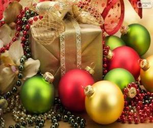 puzzel Ingerichte kerstcadeau
