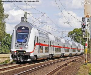 puzzel InterCity IC 2, Duitsland