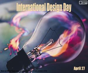 puzzel Internationale Dag van het Ontwerp