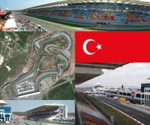 puzzel Istanbul Park - Turkije -