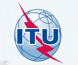 puzzel ITU-logo, Internationale Telecommunicatie Unie