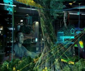 puzzel Jake Sully en kolonel Quaritch de studie van de Moeder Tree