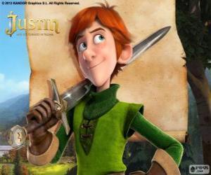 puzzel Jasper, de protagonist van de film