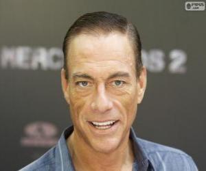 puzzel Jean-Claude Van Damme
