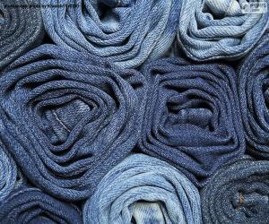 puzzel Jeans