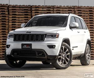 puzzel Jeep Grand Cherokee, 2015