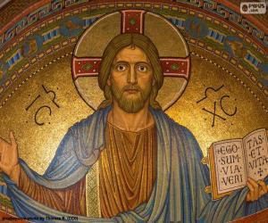 puzzel Jezus