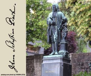 puzzel Johann Sebastian Bach