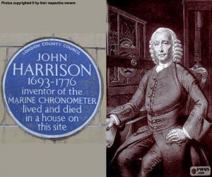 puzzel John Harrison