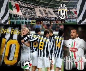 puzzel Juventus FC