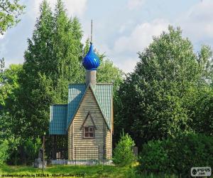 puzzel Kapelletje, Rusland